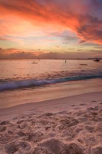 Beautiful Grand Cayman Sunset 2