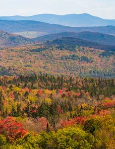 Vermont's Colors