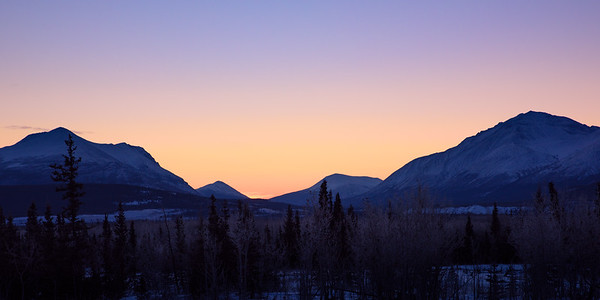 Yukon Winter Light