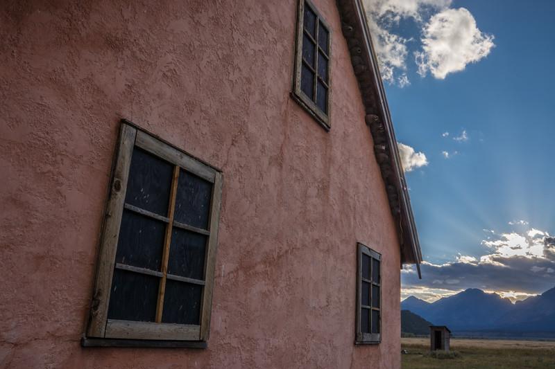 Mormon Farmhouse