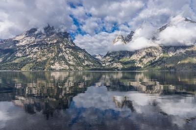Jenny Lake, Morning