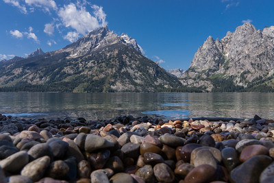 Jenny Lake Pebble Beach