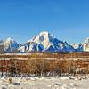Elk Range & the Grand Tetons