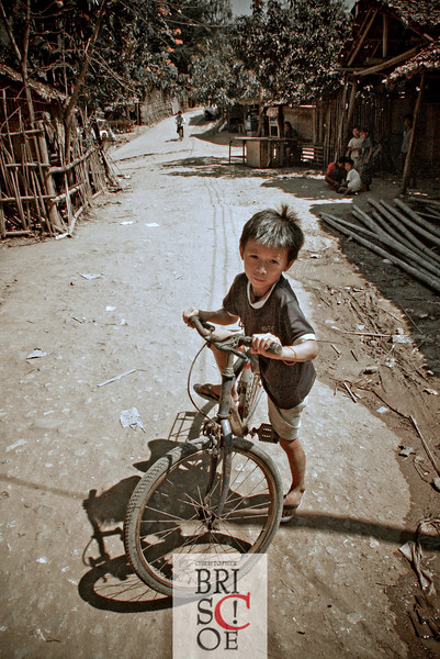 Bike Boy in Mae Sot