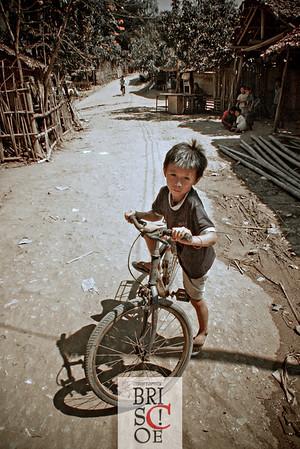 Bike Boy in Mae Sot