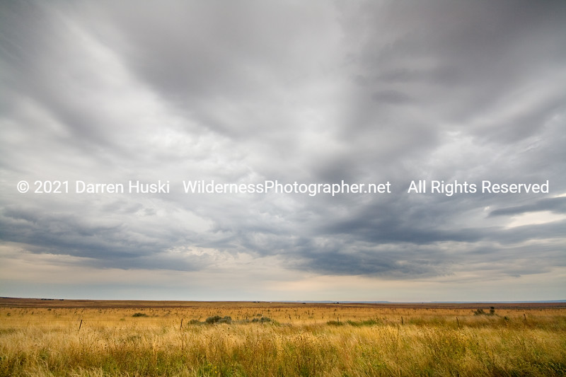 High plains of eastern New Mexico.