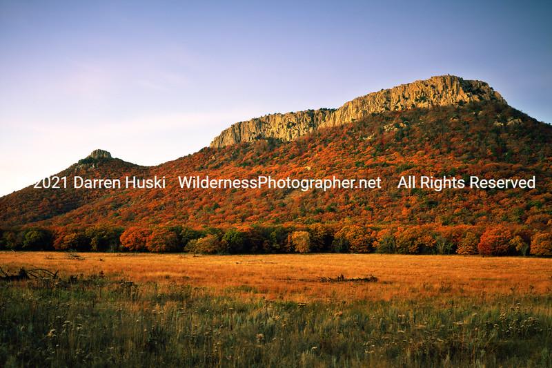 Mt Sheridan at dawn