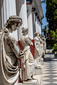 Greece - Corfu - Achillion Palace -29