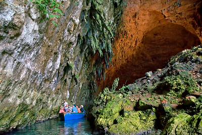 Greece - Argostoli - Melissani Lake Cave - 36