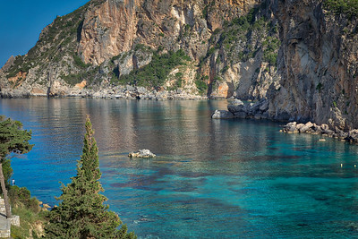 Greece - Corfu - Coastline -15