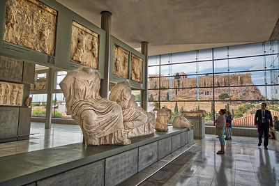 Greece - Athens - New Acropolis Museum -2