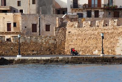 Firkas Fortress, Hania, Crete, Greece