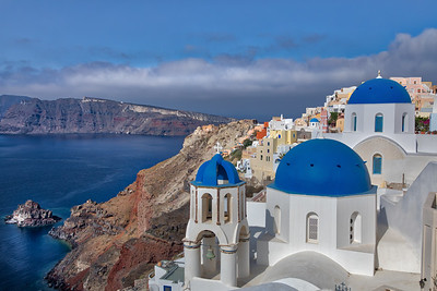 Greece - Santorini, Oia Village -9-Edit