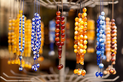 Komboloi Worry Beads, Hania, Crete, Greece