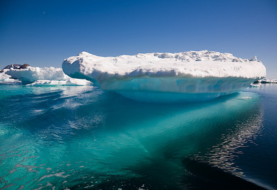 Drift ice.