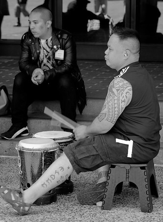 Hui Tama Nui - Rumia Drummers