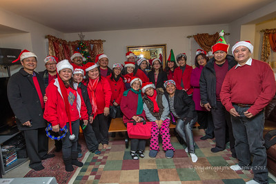 St. Catherine Angelic Choir Caroling