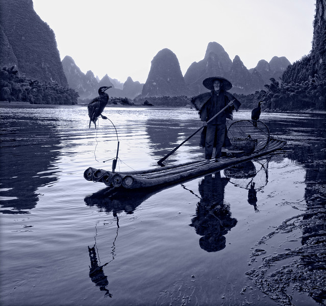 Guilin and Surroundings, China