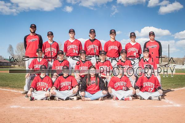 GHS Baseball 2018