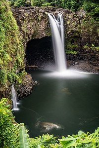 Rainbow Falls | Big Island, Hawaii