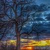 H.D.R. Sunset