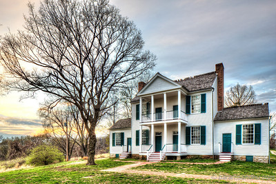 Thornhill - 1820s home of Gov. Frederick Bates