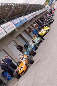 Group B pre-grid