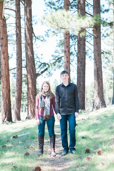 Hannah + Kevin Engagements