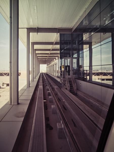 Phoenix Sky Harbor Sky-Train