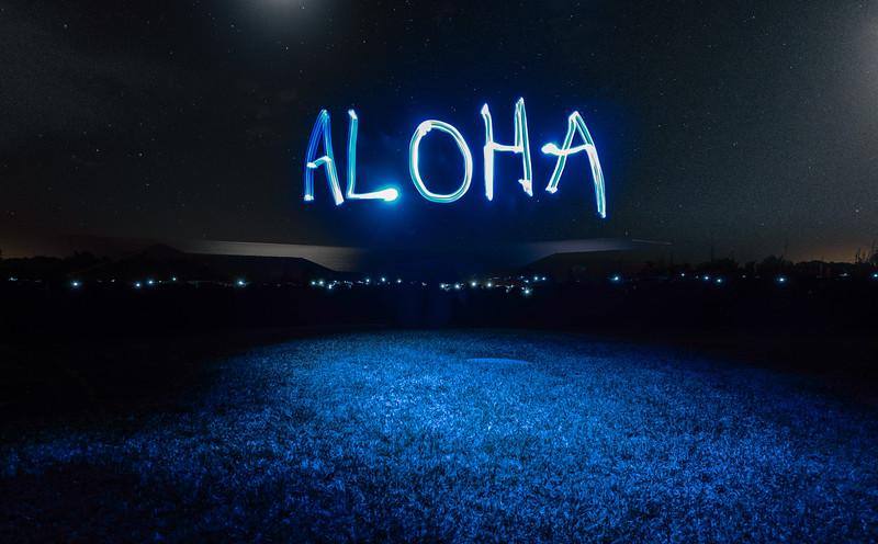 Aloha // Kona, HI