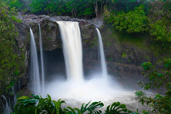 Rainbow Falls // Hilo, HI