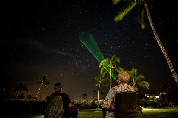 Night Sky Tour // Waikoloa, HI