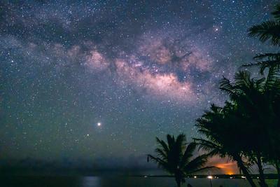 Hawaiian Milkyway //