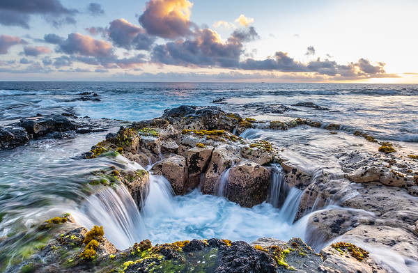 Pele's Well // Wawaloli Beach, HI (Kona, Big Island)