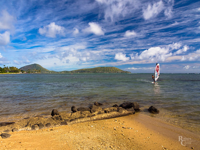 South Oahu Wild Sky Windsurfing