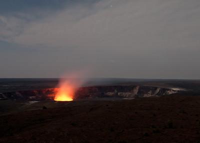 Kilauea Crater, Pt IV