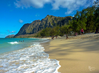 Waimanalo Waves