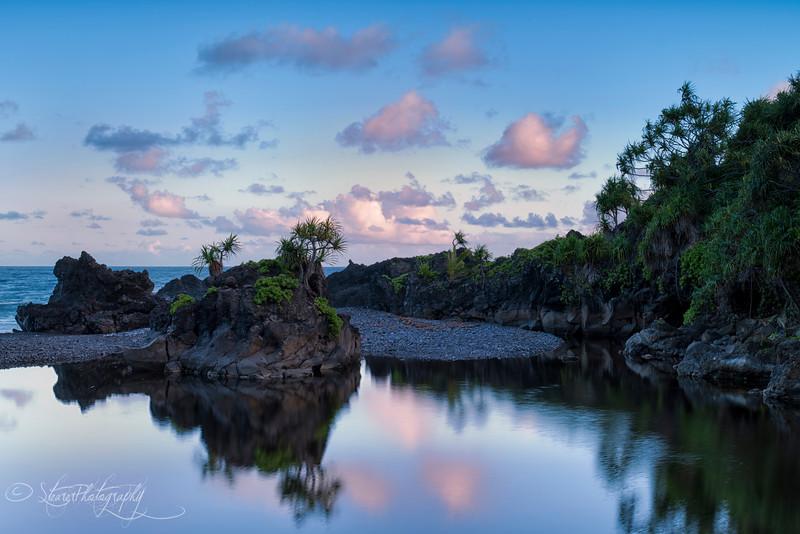 Venus Pool - Hana, Maui, HI