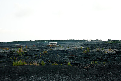Lava Houses