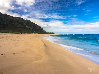 The Sands of Northwest Oahu