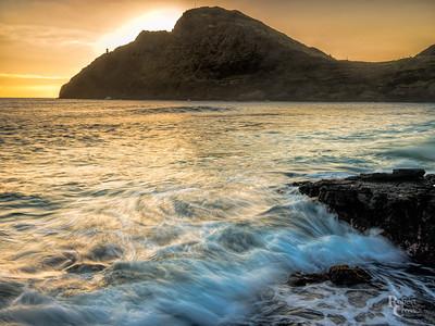 Molten Makapuu Sunrise
