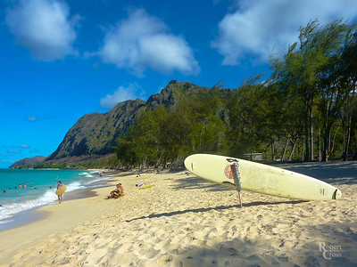 Waimanalo Beach Afternoon