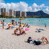 Fun & Sun on Waikiki Beach
