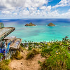Pillbox Hike on the Island of Oahu