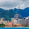 Waikiki & the Volcanic Mountains