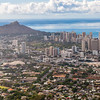 High Above Honolulu