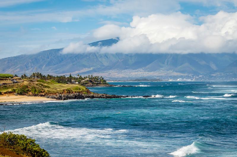 Ho'okipa Beach Surf