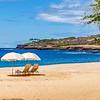 Beach Scene on Lana'i