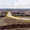 Highway Through the Lava Fields