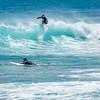 Surfing Waikiki